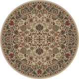 Concord Global Trading Persian Mahal Ivory Area Rug - KINGDOM RUGS - 2