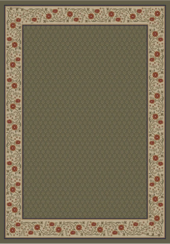Concord Global Trading Jewel Harmony Green Area Rug - KINGDOM RUGS - 1