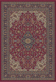 Concord Global Trading Jewel Heriz Red Area Rug - KINGDOM RUGS - 1