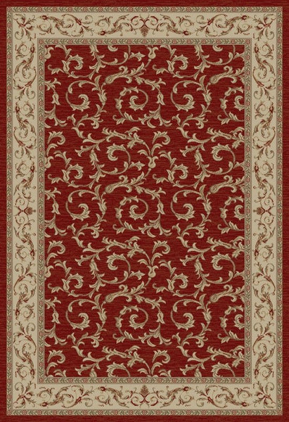 Concord Global Trading Jewel Veronica Red Area Rug - KINGDOM RUGS - 1