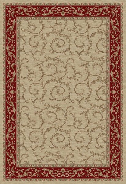 Concord Global Trading Jewel Veronica Ivory Area Rug - KINGDOM RUGS - 1