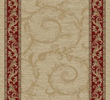 Concord Global Trading Jewel Veronica Ivory Area Rug - KINGDOM RUGS - 4