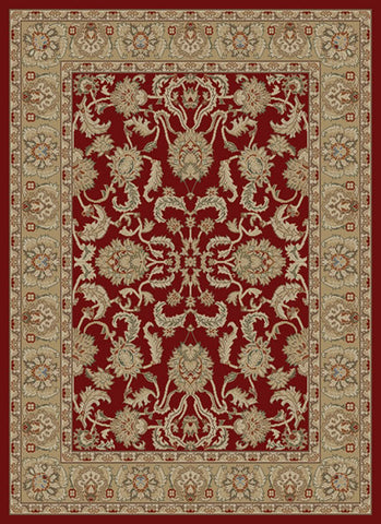 Concord Global Trading Ankara Oushak Red Area Rug - KINGDOM RUGS - 1
