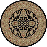 Concord Global Trading Ankara Oushak Black Area Rug - KINGDOM RUGS - 2