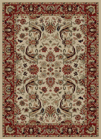 Concord Global Trading Ankara Sultanabad Ivory Area Rug - KINGDOM RUGS - 1
