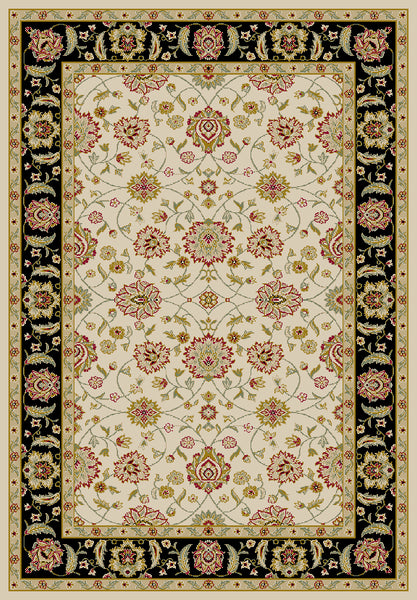 Concord Global Trading Ankara Zeigler Ivory Area Rug - KINGDOM RUGS - 1