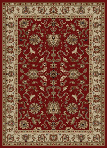 Concord Global Trading Ankara Agra Red Area Rug - KINGDOM RUGS - 1