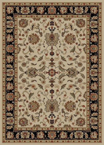 Concord Global Trading Ankara Agra Ivory Area Rug - KINGDOM RUGS - 1