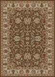 Concord Global Trading Ankara Agra Brown Area Rug - KINGDOM RUGS - 1