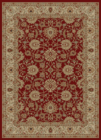 Concord Global Trading Ankara Mahal Red Area Rug - KINGDOM RUGS - 1