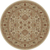 Concord Global Trading Ankara Mahal Ivory Area Rug - KINGDOM RUGS - 2