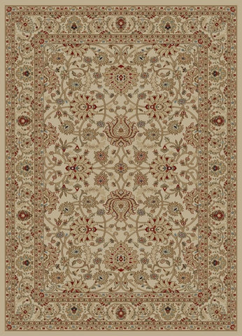 Concord Global Trading Ankara Mahal Ivory Area Rug - KINGDOM RUGS - 1