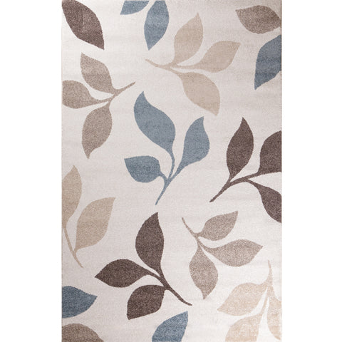 Concord Global Trading Casa Canyon Ivory Area Rug - KINGDOM RUGS