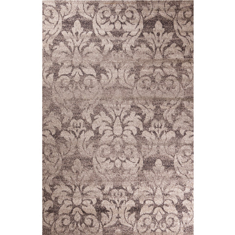 Concord Global Trading Casa Majestic Brown Area Rug - KINGDOM RUGS