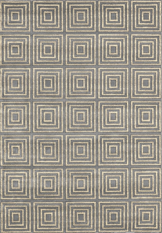 Concord Global Trading Lumina Keys Grey Area Rug - KINGDOM RUGS - 1