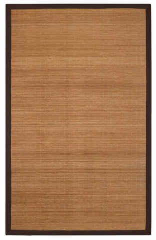 Anji Mountain Bamboo Villager Natural Area Rug - KINGDOM RUGS - 1