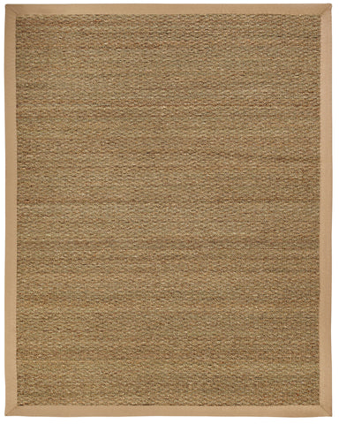 Anji Mountain Seagrass Sabertooth Area Rug - KINGDOM RUGS - 1