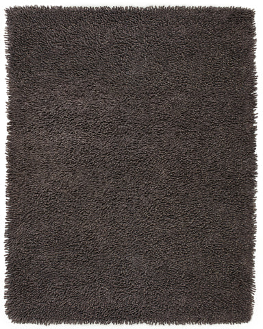 Anji Mountain Silky Shag Graphite Area Rug - KINGDOM RUGS - 1