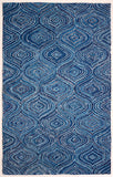 Anji Mountain Atlas Lantern Blue Skies Area Rug - KINGDOM RUGS - 1