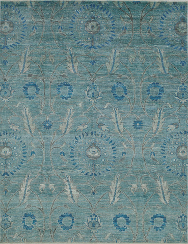 Momeni ART-1 Blue Area Rugs - KINGDOM RUGS