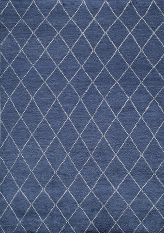 Momeni ATL-5 Navy Area Rugs - KINGDOM RUGS