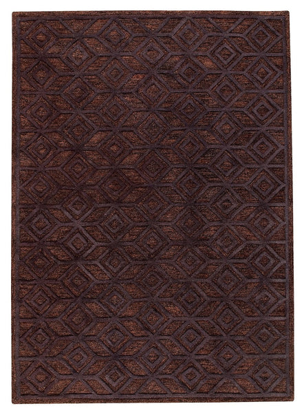 MAT The Basics Alhambra Black Area Rugs - KINGDOM RUGS - 1