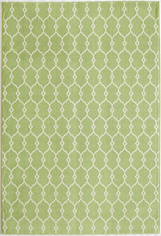 Momeni BAJ-2 Green Area Rugs - KINGDOM RUGS