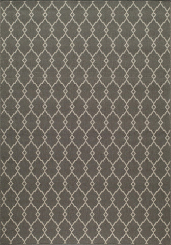 Momeni BAJ-2 Grey Area Rugs - KINGDOM RUGS