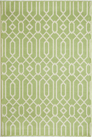 Momeni BAJ-3 Green Area Rugs - KINGDOM RUGS