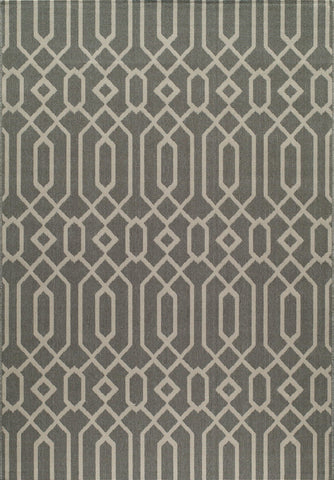 Momeni BAJ-3 Grey Area Rugs - KINGDOM RUGS