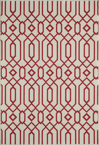 Momeni BAJ-3 Ivory Area Rugs - KINGDOM RUGS