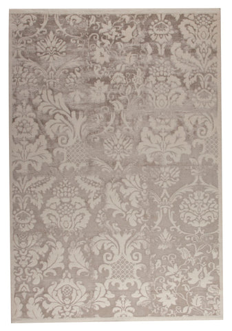MAT Orange Baroque Beige Area Rugs - KINGDOM RUGS - 1