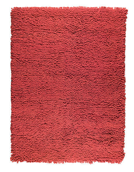 MAT The Basics Berber FD5 red Area Rugs - KINGDOM RUGS