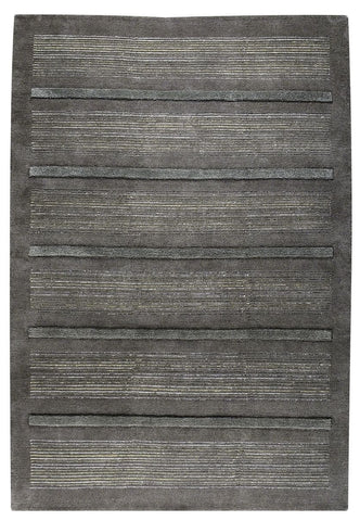 MAT The Basics Boston Dark Grey Area Rug - KINGDOM RUGS - 1