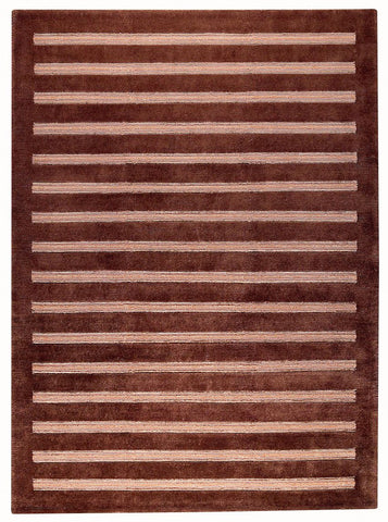MAT The Basics Chicago Brown Area Rug - KINGDOM RUGS - 1