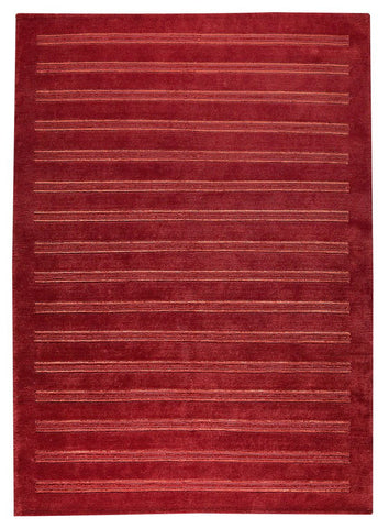 MAT The Basics Chicago Red Area Rug - KINGDOM RUGS - 1