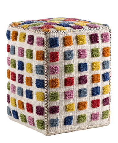 MAT The Basics Gemma Multi Pouf - KINGDOM RUGS
