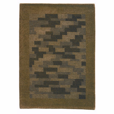 MAT The Basics Nule Green Area Rugs - KINGDOM RUGS