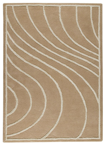 MAT The Basics Lake Placid Cream Area Rug - KINGDOM RUGS - 1