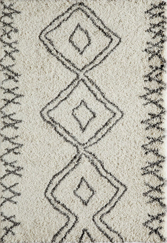 Momeni 42491 Ivory Area Rugs - KINGDOM RUGS