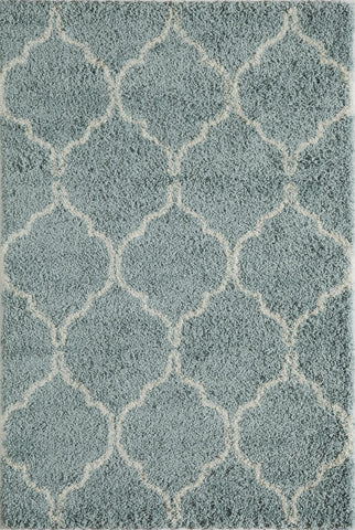 Momeni 42492 Blue Area Rugs - KINGDOM RUGS