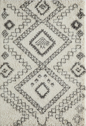 Momeni 42495 Ivory Area Rugs - KINGDOM RUGS