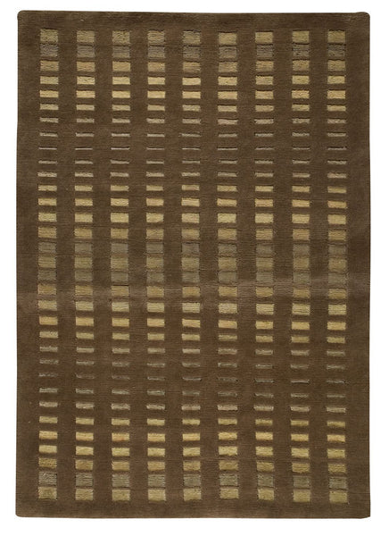 MAT The Basics Merano Brown Area Rug - KINGDOM RUGS - 1