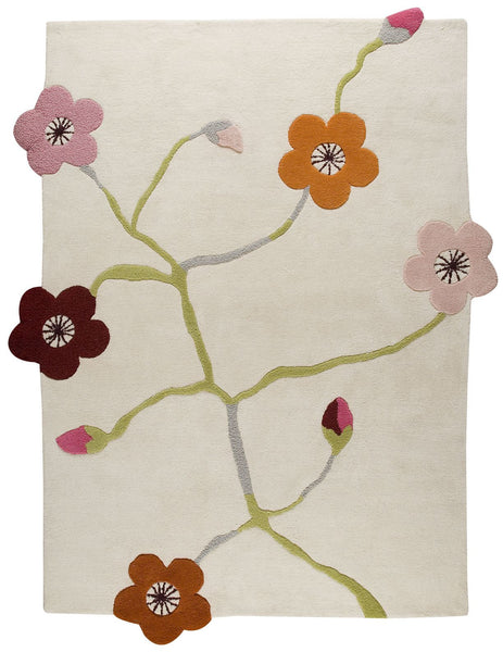 MAT The Basics Messina White Multi Area Rug - KINGDOM RUGS - 1