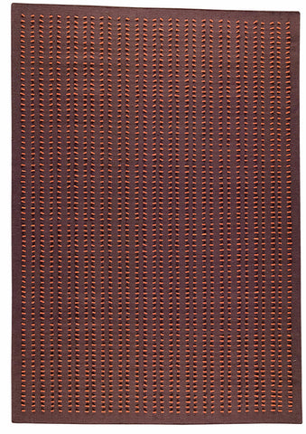 MAT The Basics Palmdale Brown Area Rug - KINGDOM RUGS - 1