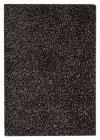 MAT Orange Palo Black Area Rug - KINGDOM RUGS