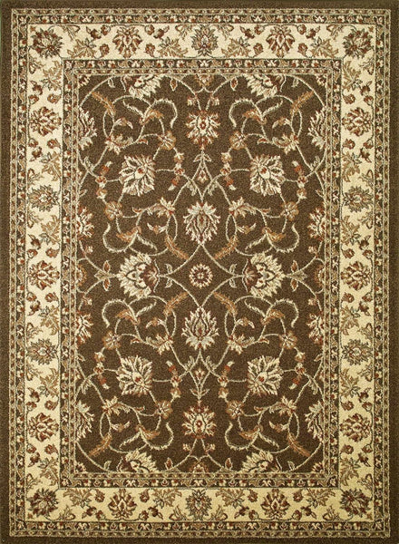 Concord Global Trading Chester Sultan Brown Area Rug - KINGDOM RUGS - 1