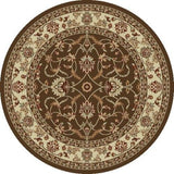 Concord Global Trading Chester Sultan Brown Area Rug - KINGDOM RUGS - 2