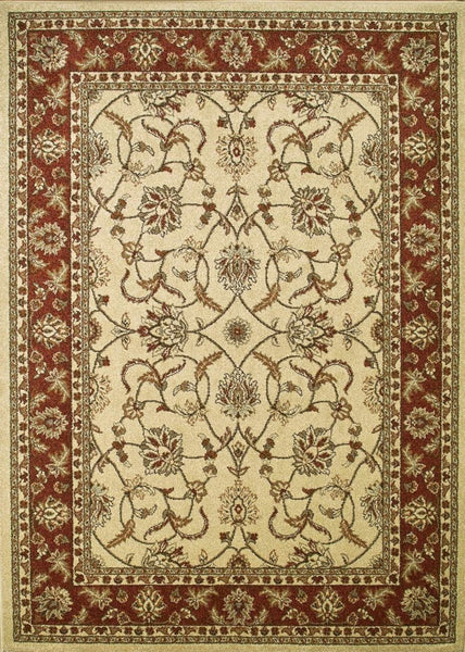 Concord Global Trading Chester Sultan Ivory Area Rug - KINGDOM RUGS - 1