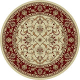 Concord Global Trading Chester Sultan Ivory Area Rug - KINGDOM RUGS - 2